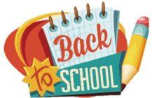 6 settembre: si torna a scuola!