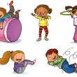 Giocomotricità – muoversi e giocare